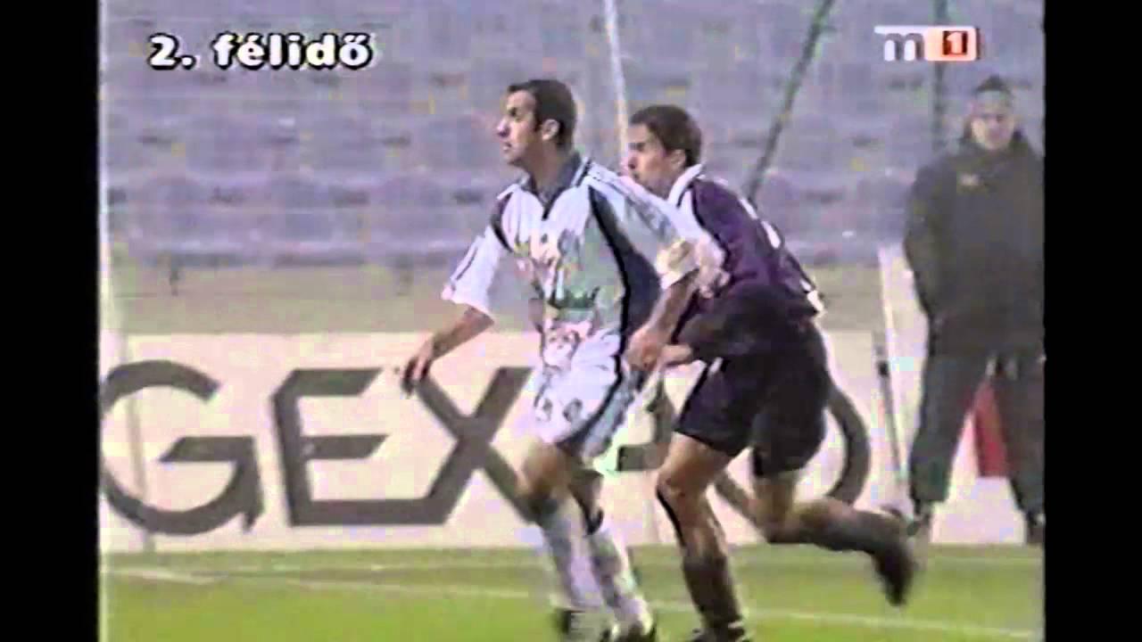 Újpest-Zalaegerszeg | 1-4 | 2001. 11. 18 | MLSZ TV Archív