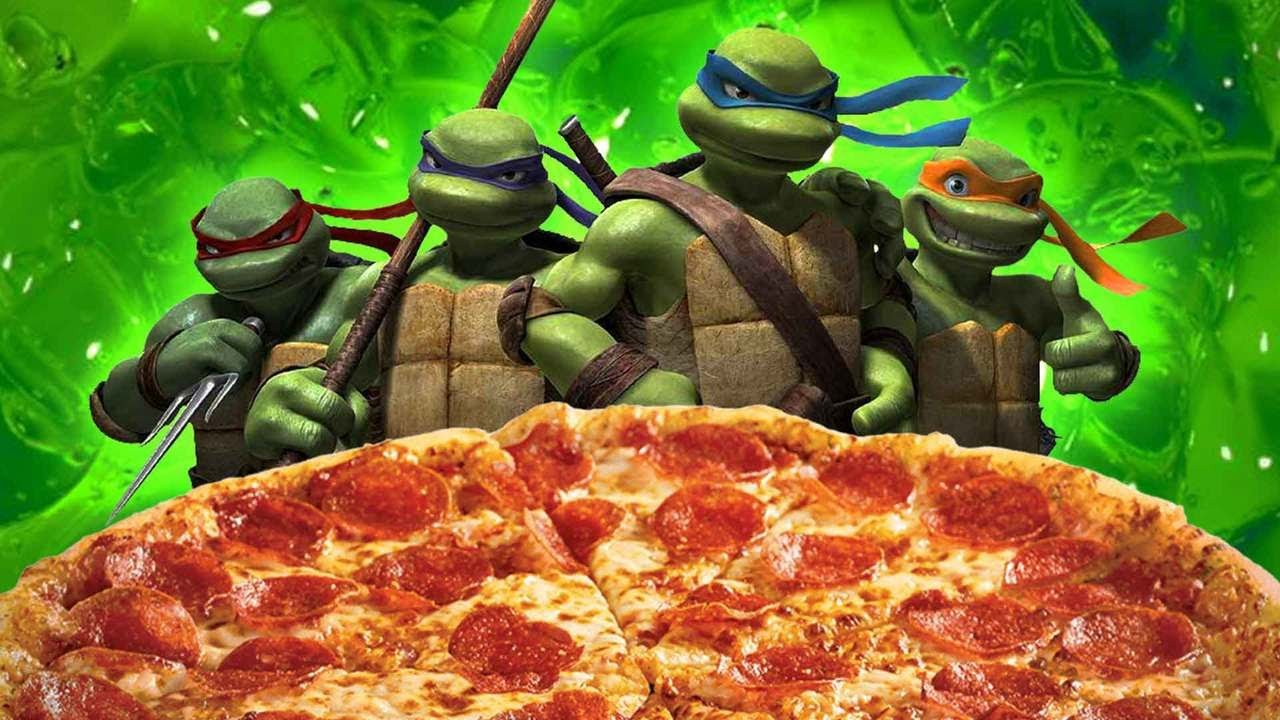 Opinion The Ninja Turtles Have Bad Taste In Pizza Up At Noon Live