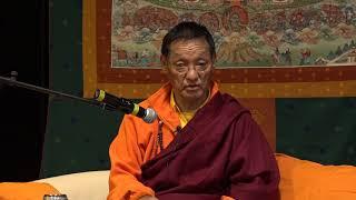 Гантенг Тулку Ринпоче. 37 практик бодхисаттвы. Часть 2
