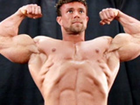 2008 USA Bodybuilding Backstage Posing
