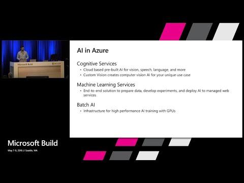 Windows AI Platform and the Intelligent Edge