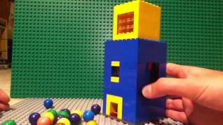 Lego Candy Dispenser V2