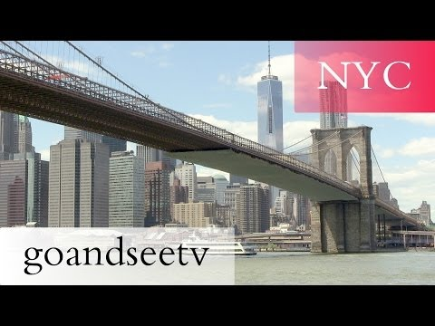 Brooklyn Bridge and DUMBO Tour - New York City Travel Guide