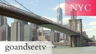 Brooklyn Bridge and DUMBO Best Walk - New York City Travel Guide