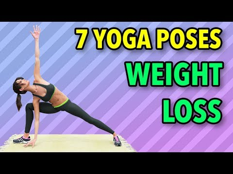 7-easy-yoga-poses-for-weight-loss:-fat-burning-workout