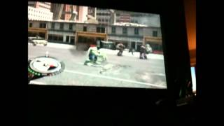 Incredible Hulk (Wii) Glitch/Cheat?