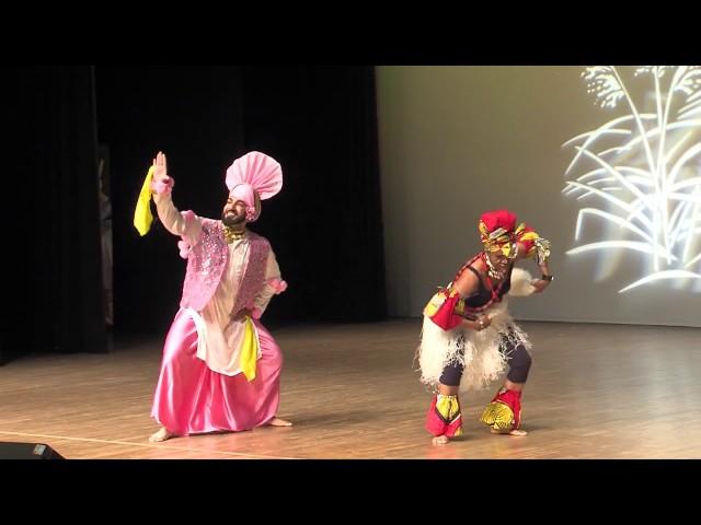 Royal Academy of Bhangra| Transfusion| Hardeep Sahota| Jacky Yenga|  Feat Vijay Yamla| 2016