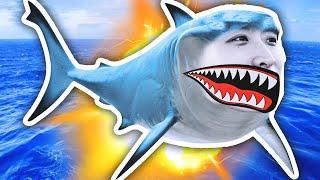 【鯊魚版GTA🦈】鯊魚殺人的原因?人類捕殺鯊魚的惡果~《食人鯊Maneater》#1