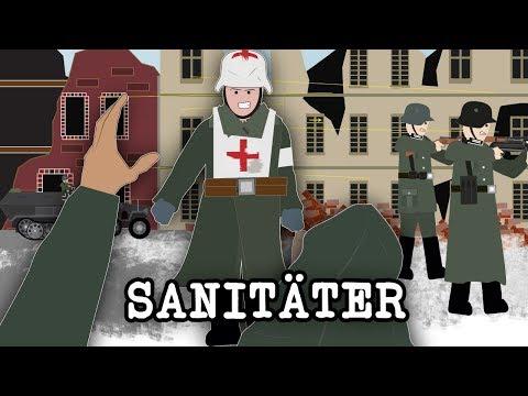 Sanitäter German medic  (World War II)