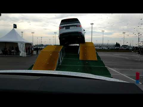 Jaguar Art of Performance - Range Rover Experience - Point of View