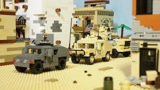 Лего война в Ираке 5 серия Трейлер