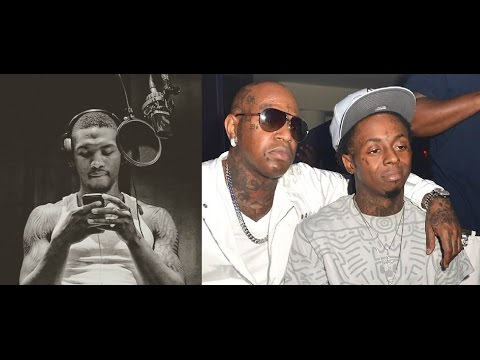 Birdman Forces Damian Lillard to Remove Lil Wayne from his Album even Though Lil Wayne Approved it!