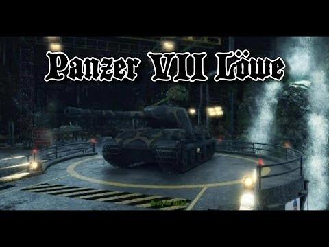 World of Tanks - Panzer VII Löwe tier 8 Premium Heavy Tank