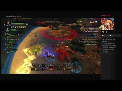 organic-AuDz's Live PS4 Broadcast