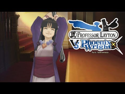 Welcome back, old friend | Professor Layton vs. Phoenix Wright: Ace Attorney #1