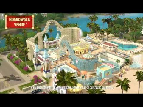 The Sims 3 Roaring Heights World Trailer Download Torrent ...