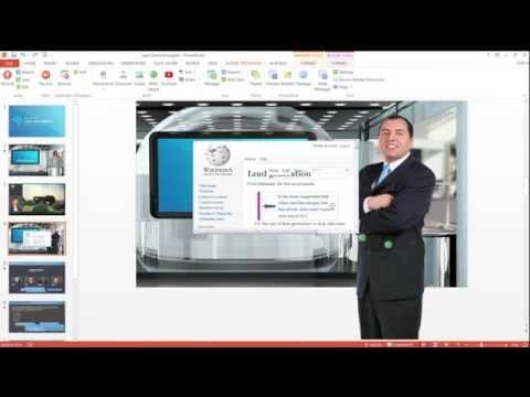 Adobe Presenter 11 & In-course web browsing