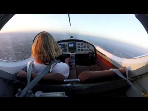 Solo Flight - Santa Monica - Czech - Sportcruiser