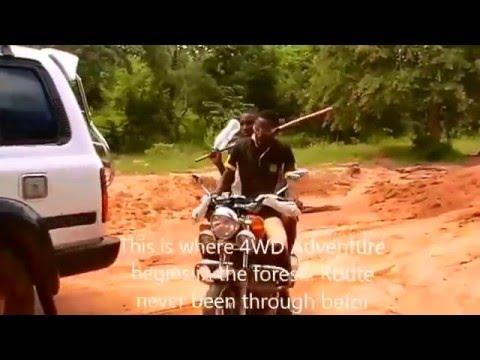 TANZANIA 4WD OFFROAD ADVENTURE - DAR ES SALAAM - KISARAWE - IKWIRIRI - DAR ES SALAAM