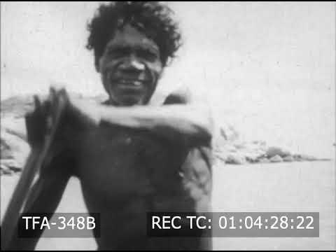 Aborigines Of Arnhem Land, Australia, (ca 1950)