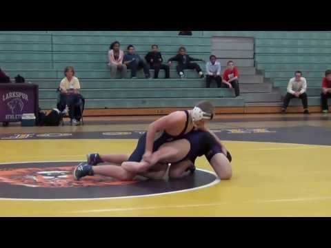 2nd Wrestling Match 8th Grade 145 lbs against Lynnhaven Middle School