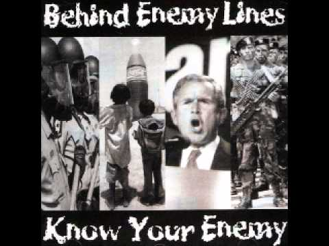 BEHIND ENEMY LINES - Know Your Enemy [FULL ALBUM]