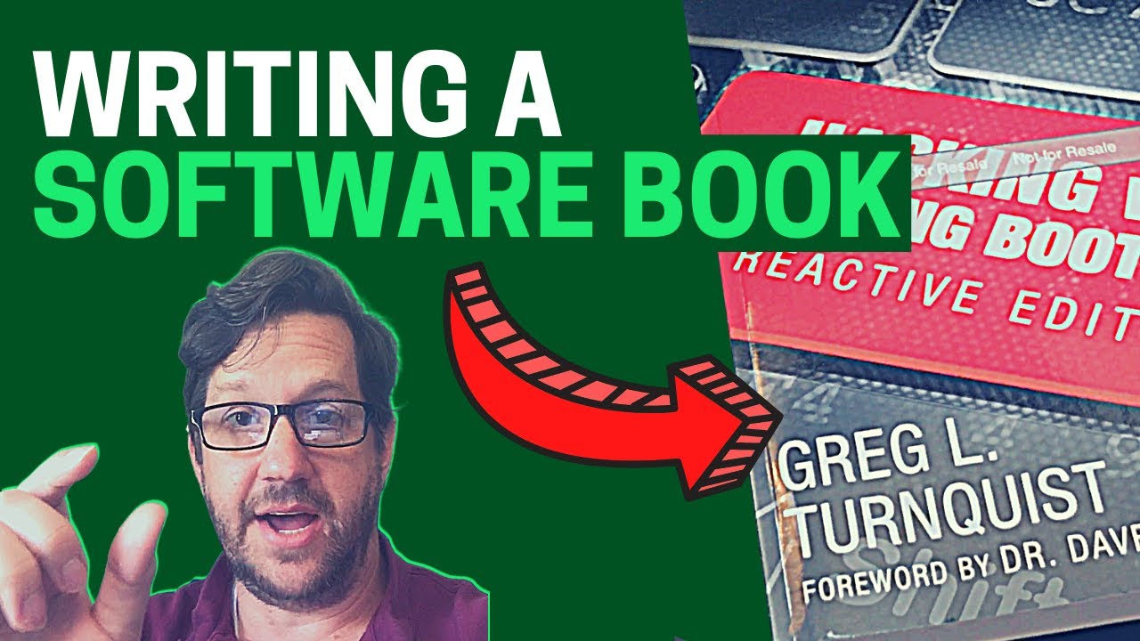 WRITING A SOFTWARE BOOK: Make Sure You Have All The TOOLS to Get The Job DONE.