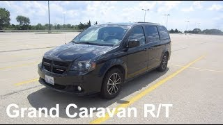 2016 Dodge Grand Caravan R/T Minivan | Full Rental Car Review