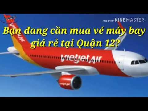 Đại lý vé máy bay quận 12
