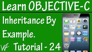 Free Objective C Programming Tutorial for Beginners 24 - Fundamental of Inheritance