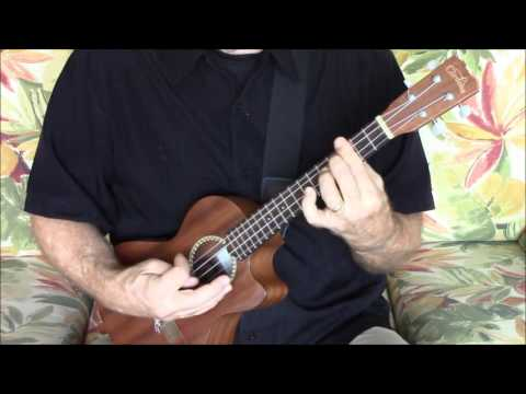 #3 Blue Bayou - from Tim's book of 20 Uke Songs