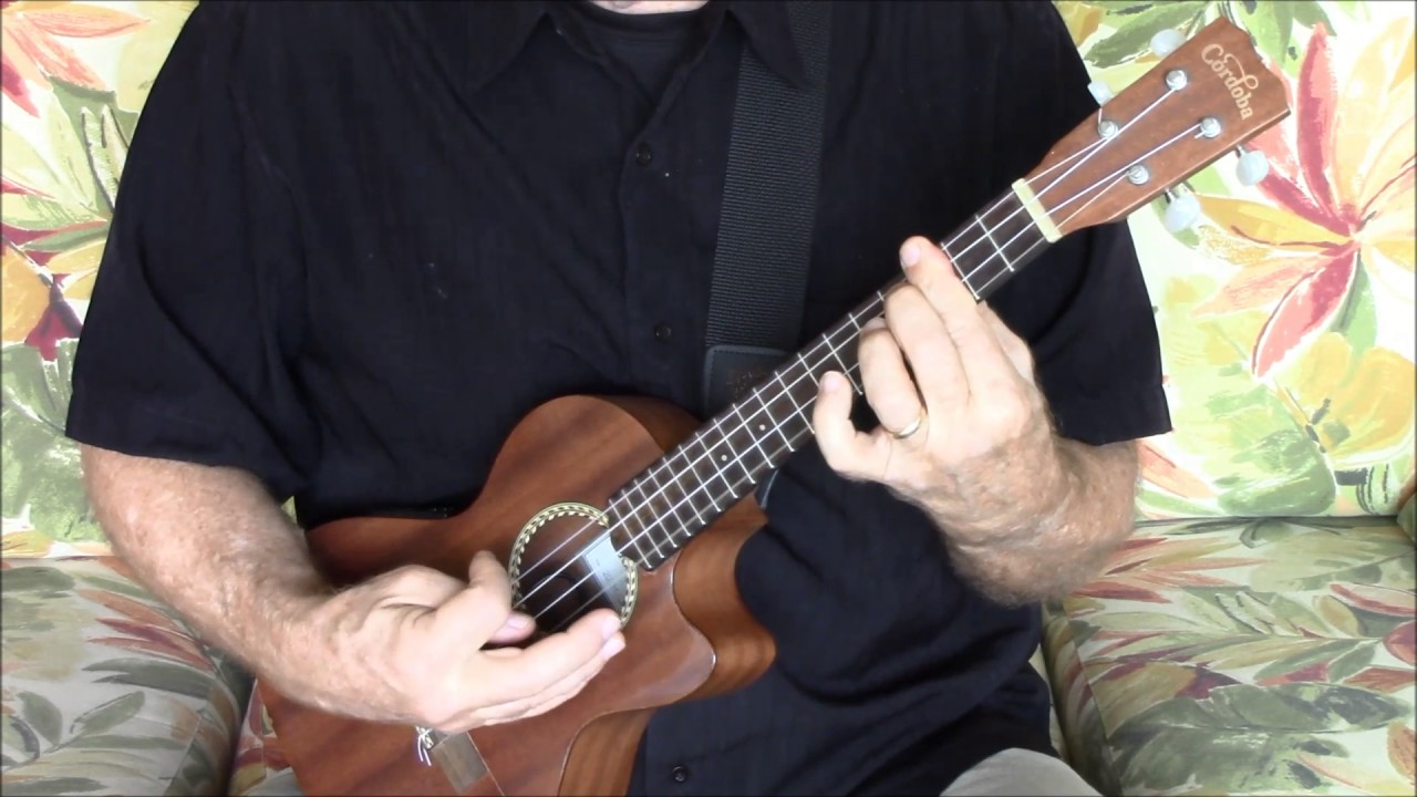 3 Blue Bayou From Tims Book Of 20 Uke Songs Youtube