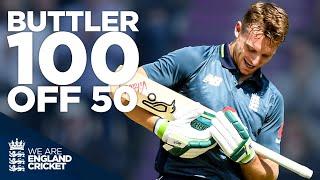 Jos Buttler's BRUTAL 100 off Just 50 Balls!   England v Pakistan Rewind!   England Cricket