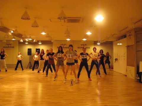 걸스데이 - 여자대통령 안무 영상|Girl's Day - Female President Dance Practice Video