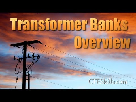 Transformer Banks Overview - YouTube