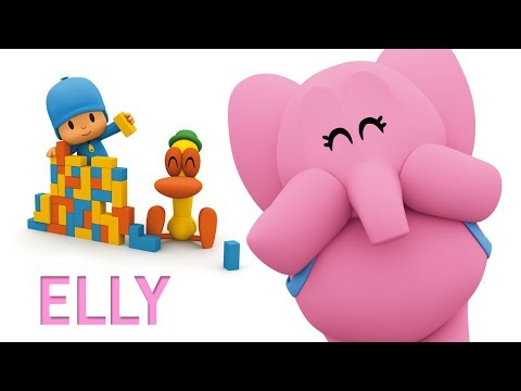 ELLY'S PACK | 60 Minutes With Our Friend Elly And Pocoyo