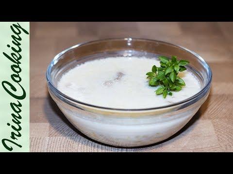 Суп из кокосового молока с