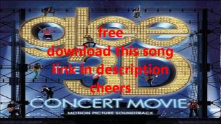 Glee Cast - Safety Dance (Glee The 3D Concert Movie OST)