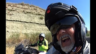 In Moto ... in Spagna - Starring Andalusia (On the Motorcycle ... crossing Spain) HD