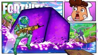 NICKMERCS IS TOXIC! (THE CUBE EVENT) w/ TimTheTatMan & Dillon Francis - Fortnite Battle Royale!