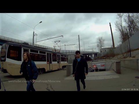 От метро Шоссе Энтузиастов до МЦК и долгое ожидание троллейбуса 32