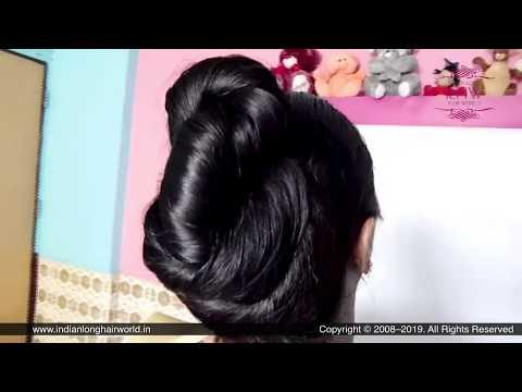 how-to:-figure-8/infinity-bun-hairstyle- -easy-&-simple-figure-8/infinity-bun-for-wedding-&-parties