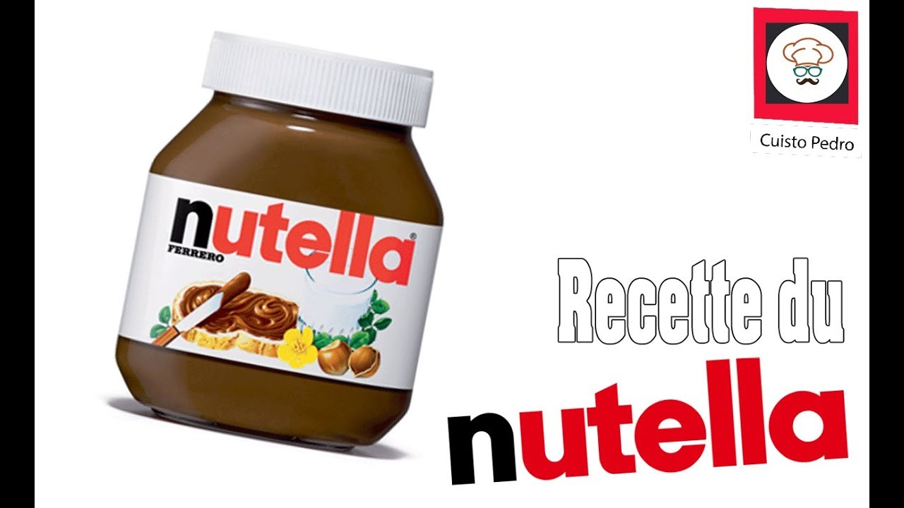 recette rapide nutella thermomix tm5 youtube. Black Bedroom Furniture Sets. Home Design Ideas