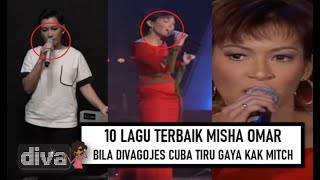 Meremang! 10 Lagu Misha Omar Nyanyian Semula Divagojes