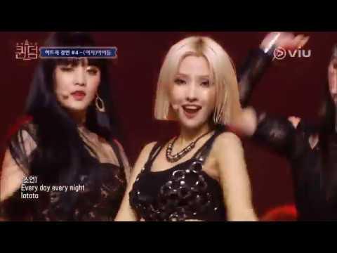 รายการ Queendom Ep 2 [(G) IDLE -  LATATA] ซับไทย
