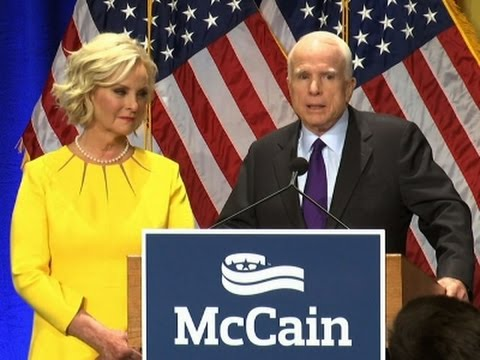 McCain Wins 6th Term, Topples Kirkpatrick