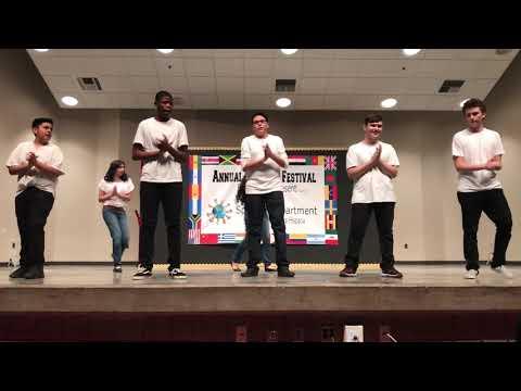 San Miguel High School - Heritage Festival 2018 - Puerto Rico