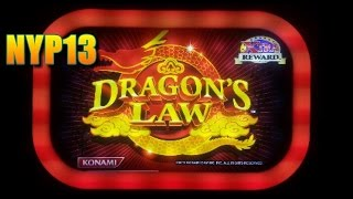 Konami - Dragon