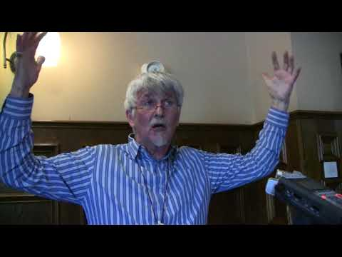 john bell at Changing Attitude Ireland event at Church of Ireland General Synod