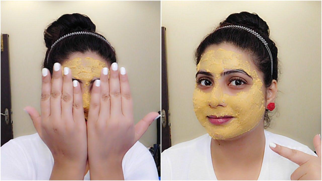 Best Homemade Skin Whitening Face Mask